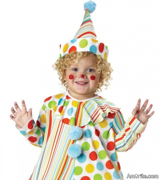 Surely there was a clown who didn't scare the pants off of you.