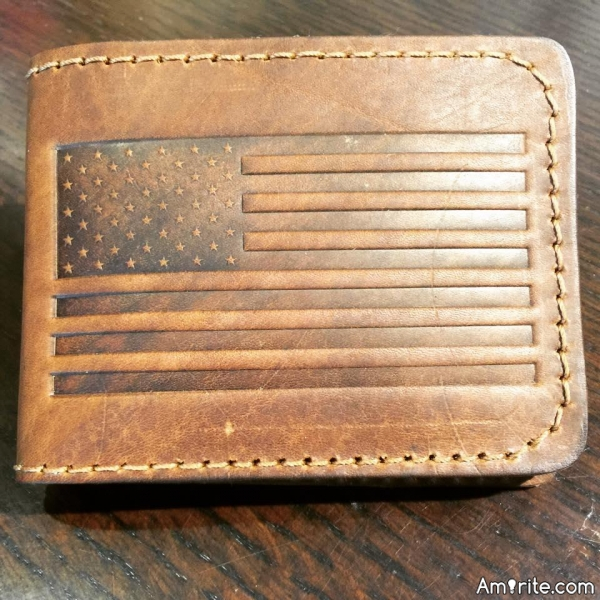 My concern with the United States brand of capitalism is that it inexorably ties patriotism to the wallet.