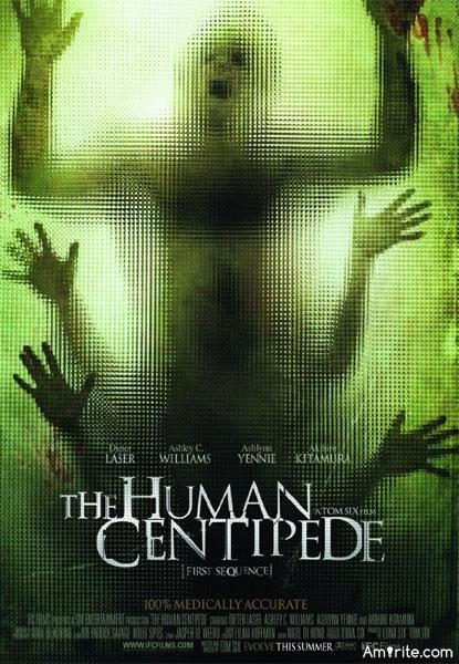 Did anyone else take their grandparents to see Human Centipede.. the family is giving me a lot of flak and blaming the two of them having Strokes the next day on me