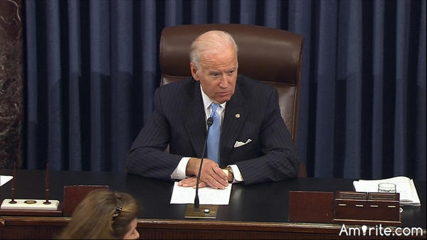 <b>Joe Biden should be President.</b> <em>Amirite?</em>