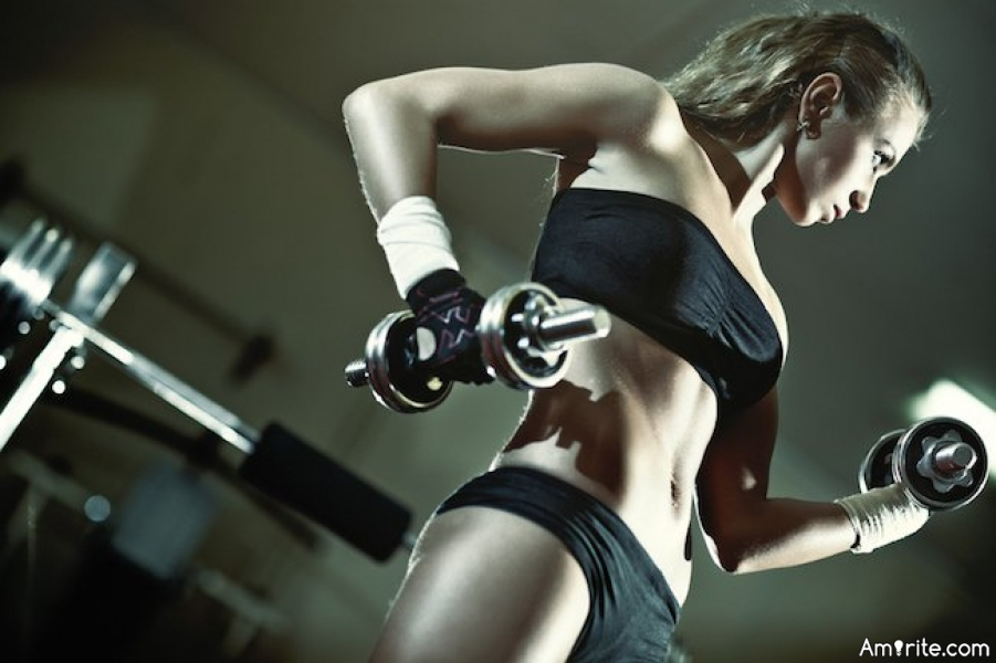 How long do you spend exercising or in a gym?