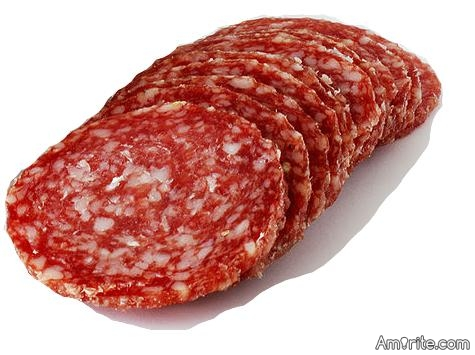 What does salami taste like in a Parallel Universe?