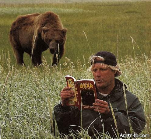 Have you ever watched a documentary that made you change the way you act or think?  Perhaps Grizzly Man kept you from going any further in planning your escape into the wilderness to live with bears?
