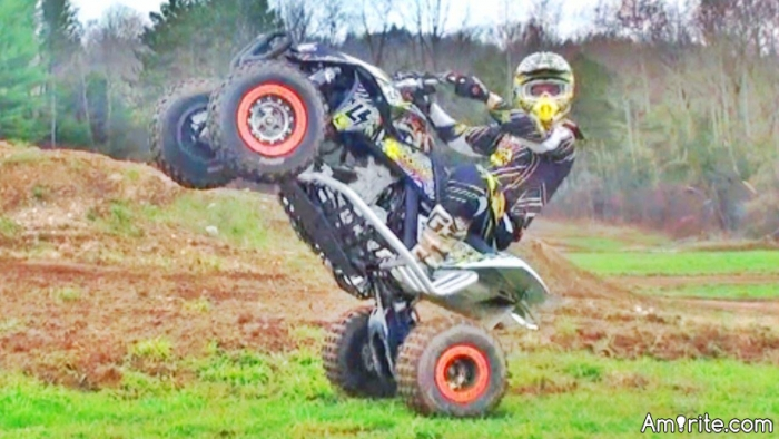 🐛 Does anyone here own a Quad? <em>I am thinking about buying one for the summer.</em> 🐛