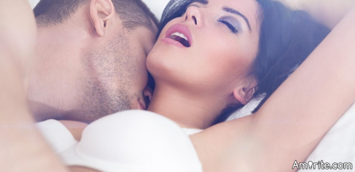 An orgasm is not one of those things you can do with or without. A partner is optional, an orgasm is not.