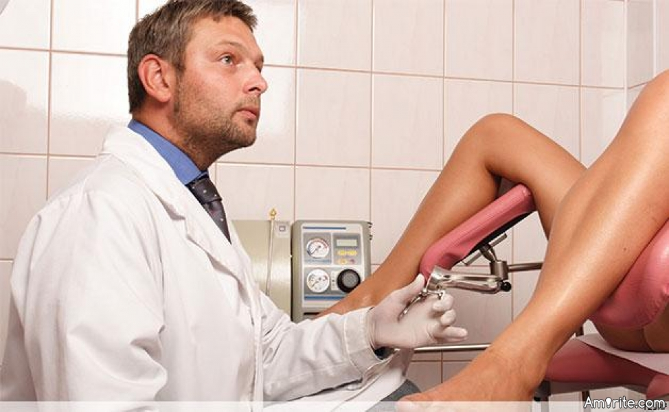 I love my gynecologist. I don't even care that he may have Parkinson's.