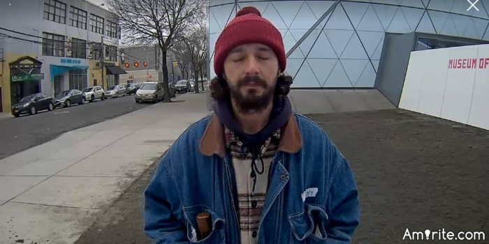 MAN DOWN: Shia LaBeouf Movie Premier Sells Just One Ticket