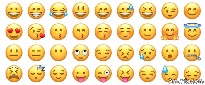 We all have our different moods...if you could post an emoji of how you currently feel, what would ya post?