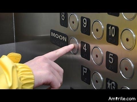 Would it be physically possible to have a mobile elevator to the Moon?
