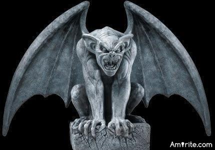 Gargoyles are sweeeeeeeeeeeeeet! I want to have one as a pet!