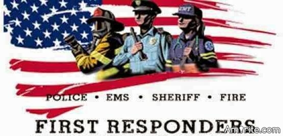 🤐 People need to stop asking first responders to tell you about their worst call. Some have worked very hard to forget that day. <em>amirite?</em>  🤐