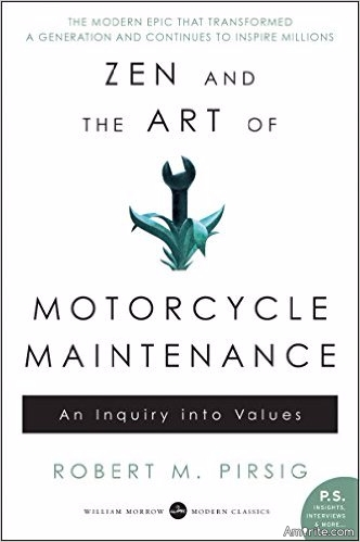 RIP Robert Maynard Pirsig.  He was the author of the philosophical novel <em>Zen and the Art of Motorcycle Maintenance</em>.  His ideas influenced the thinking a generation.