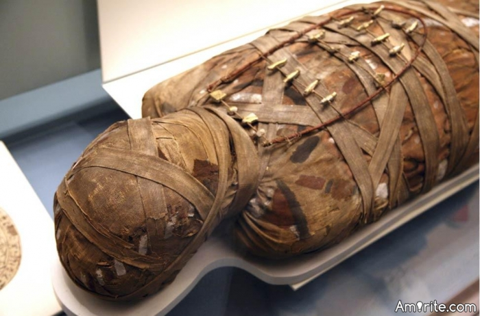Is it easier for mummies to infiltrate secret nuclear facilities?