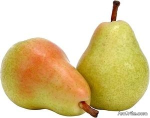 I love pears. Most people do. So why isn't there artificially flavored pear candy, or pear ice cream? If there is, I have not seen it. I know there is pear juice, and it's delicious.