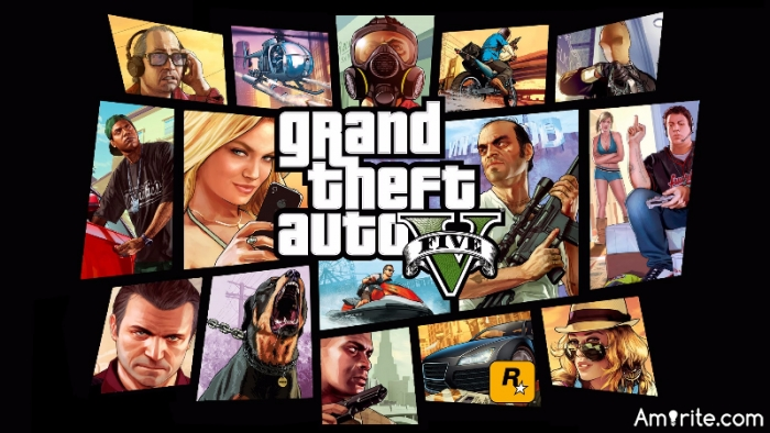One of the best games  i have played is GTA V. Which one is yours?