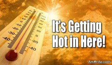 Can it get too hot for you?