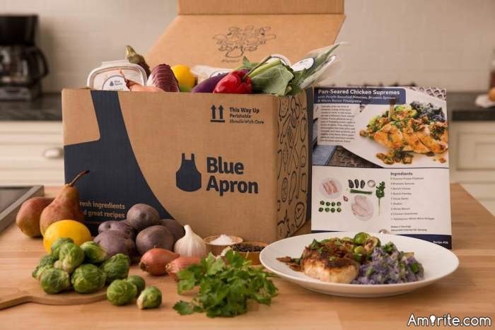 Has anyone tried Blue Apron?
