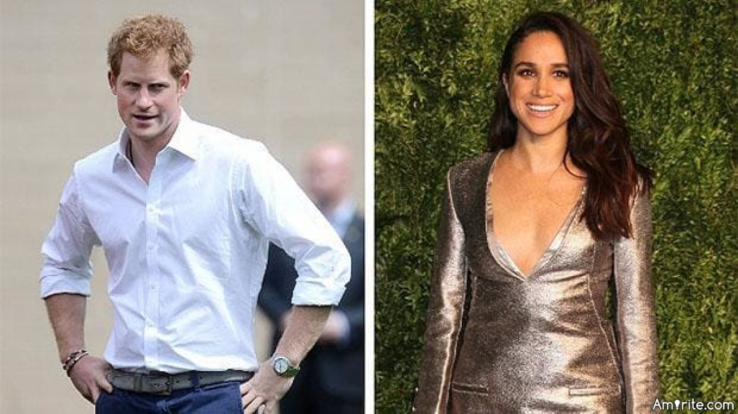 <b>Should Prince Harry marry Meghan Markle?</b> <em>&#34;<b>I don't care.&#34;</b> If that is your attitude, it shows you care less about world events...go and stick your head back in the sand.</em>
