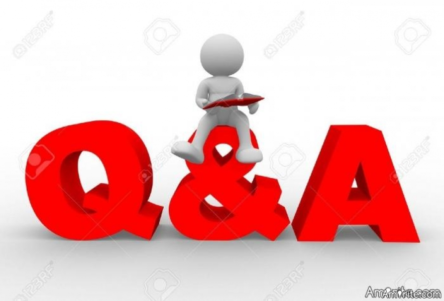 <b>What would you like someone to ask you?</b> <em>A topic or perhaps a sample question, por favor.</em>