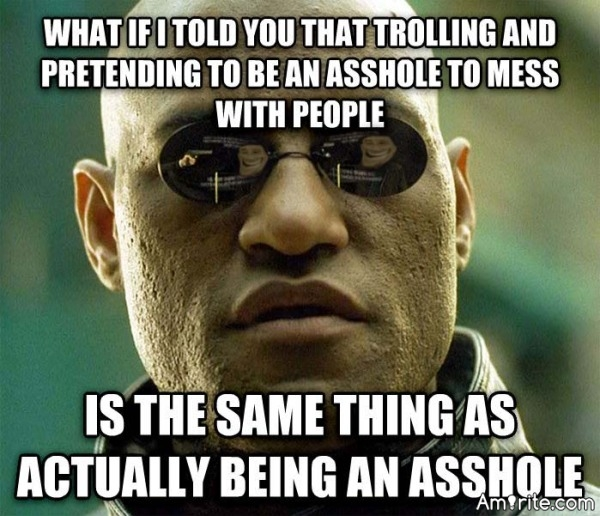 Are you guilty of political trolling?