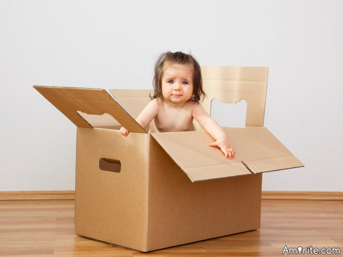 Are you difficult when it comes to moving to a new home or general environment?