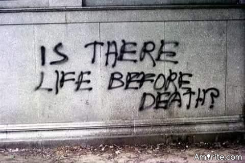 What do you think will come after death?