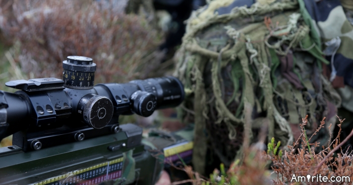 Why are Canadian snipers the best in the world? You would think it would be American snipers.