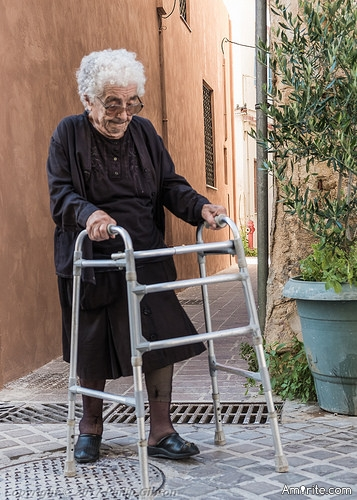 <b>Western countries have a long way to go when it comes to caring for their elderly.</b>