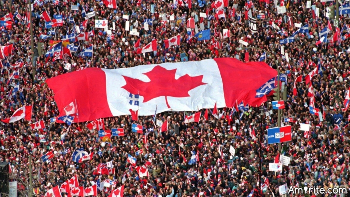 <b>Are you polite and nice enough to become an honorary Canadian?</b> <em>Come celebrate our 150th Birthday - we look damn good for our age.</em>