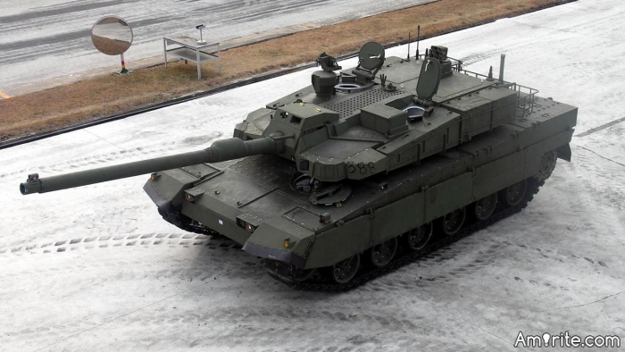 The Light Tank is making a comeback given that the K2 Black Panther 4th Generation MBT is $7.5 Million dollars a unit. Who wouldn't want to just throw a dozen cheap light tanks that cost about half a million each.