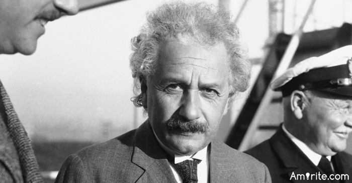 <b>Einstein would've loved the Internet.</b> <em>Amirite?</em>
