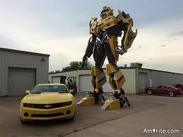 """Car salesman have no sense of humor...they don't find it funny when you walk around the lot asking """"Which robot does this one turn in to?""""🙄"""