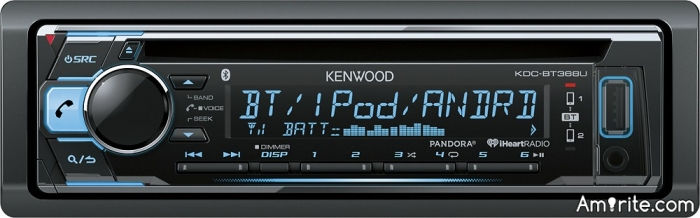 When the hell did car stereos become reliant on your cell phone to work?