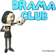 How many of you were in your high school drama club?