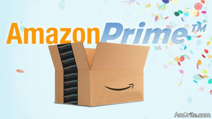 Do you have Amazon Prime Account?