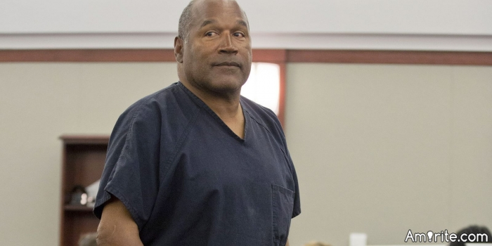 O. J. Simpson is up for parole today. Should the Juice be set loose?