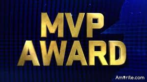 """I don't think there should be an MVP ( Most Valuable Player) award for team sports. On a sports team, EVERYONE is valuable. One """"star"""" can't do it without the others."""