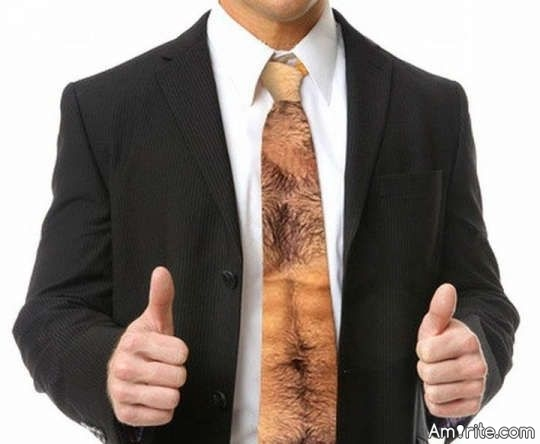 Guys, when is the last time you wore a neck tie?