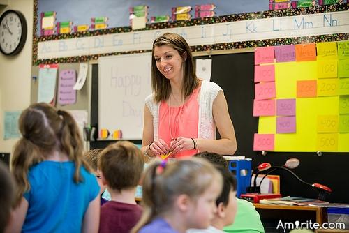 <b>Sometimes a teacher but <em>always</em> a student.</b> <em>Amirite?</em>