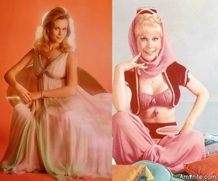 Bewitched or Jeannie?