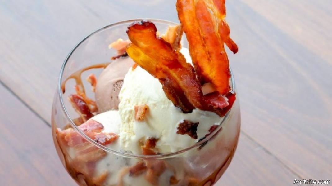 <b>Do you enjoy odd food combinations?</b> <em>Bacon &#38; chocolate...Salmon &#38; licorice...Sausage &#38; grape jelly...</em>