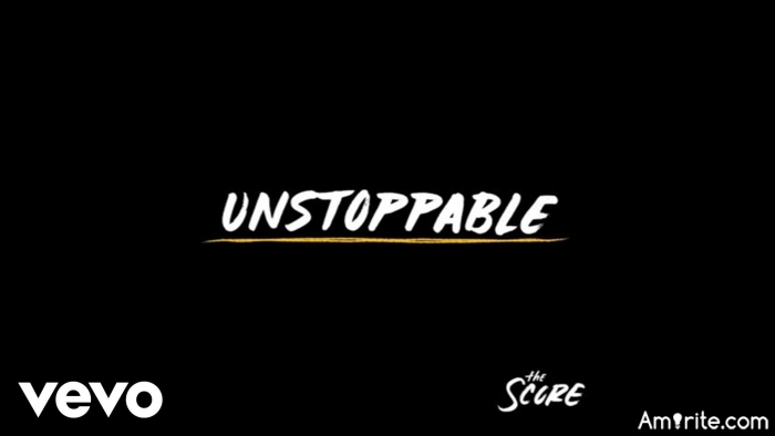 Post a song with the word unstoppable in the title