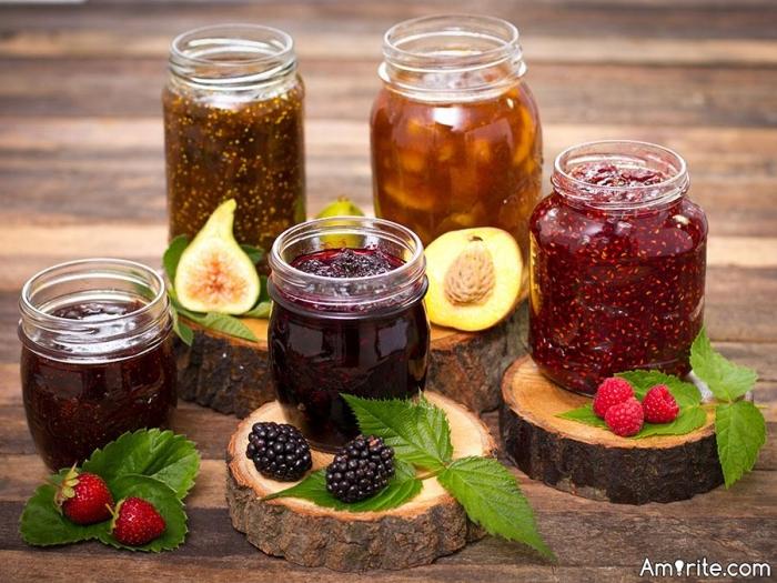 Jelly, Jam or Preserves?