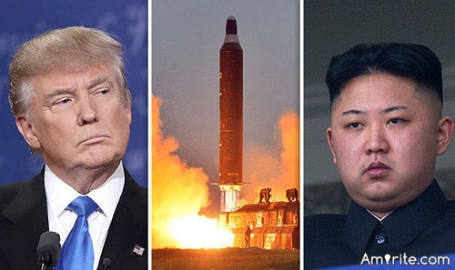 <b>Do you secretly want North Korea to do something?</b>