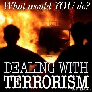 Novel Idea On Dealing With Terrorists