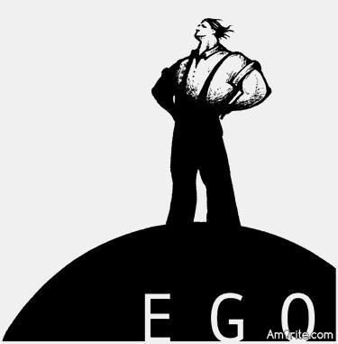 Men are expected to have egos... <em>amirite</em>?
