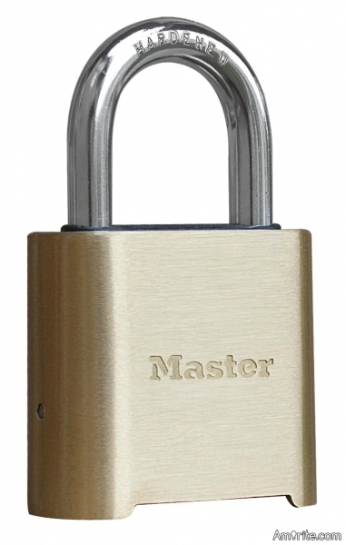 Can you open a padlock with your teeth?