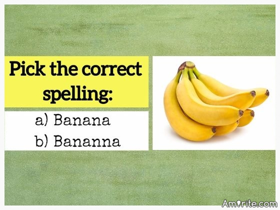 Quiz: Only 2% Of Americans Can Accurately Spell The Top 50 Misspelled Words. Can you?
