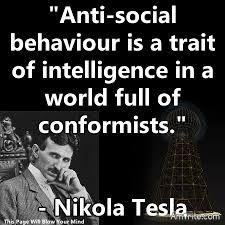 What are some reasons people are antisocial? What makes a person antisocial?