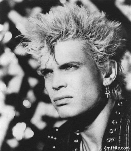 "What if Billy Idol didn't have a little sister to sing about? Would the ""White Wedding"" be about his cousin, Carl Trash, instead?"